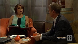 Naomi Canning, Paul Robinson in Neighbours Episode 7134