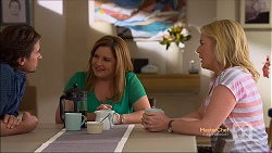 Brad Willis, Terese Willis, Lauren Turner in Neighbours Episode 7134