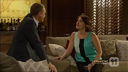 Paul Robinson, Naomi Canning in Neighbours Episode 7134