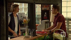 Daniel Robinson, Josh Willis in Neighbours Episode 7135
