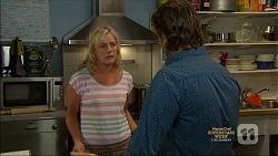 Lauren Turner, Brad Willis in Neighbours Episode 7135