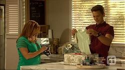 Terese Willis, Josh Willis in Neighbours Episode 7135