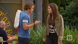 Jayden Warley, Paige Smith in Neighbours Episode 7135