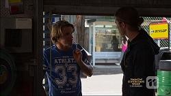 Jayden Warley, Tyler Brennan in Neighbours Episode 7135