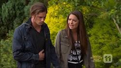 Tyler Brennan, Paige Novak in Neighbours Episode 7136
