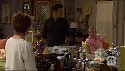 Susan Kennedy, Nate Kinski, Karl Kennedy in Neighbours Episode 7136