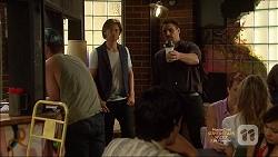 Daniel Robinson, Forrest Jones in Neighbours Episode 7136
