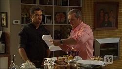 Nate Kinski, Karl Kennedy in Neighbours Episode 7136