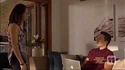 Imogen Willis, Josh Willis in Neighbours Episode 7136