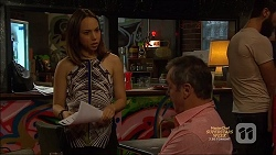 Imogen Willis, Karl Kennedy in Neighbours Episode 7136