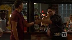 Josh Willis, Forrest Jones in Neighbours Episode 7136