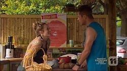 Sonya Mitchell, Mark Brennan in Neighbours Episode 7137
