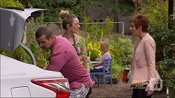 Toadie Rebecchi, Sonya Mitchell, Susan Kennedy in Neighbours Episode 7137