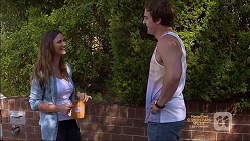 Amy Williams, Kyle Canning in Neighbours Episode 7137