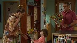 Sonya Mitchell, Nell Rebecchi, Toadie Rebecchi in Neighbours Episode 7137