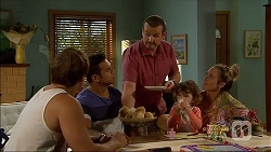 Kyle Canning, Nate Kinski, Toadie Rebecchi, Nell Rebecchi, Sonya Mitchell in Neighbours Episode 7138