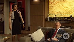Naomi Canning, Paul Robinson in Neighbours Episode 7138