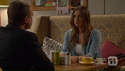 Paul Robinson, Amy Williams in Neighbours Episode 7139