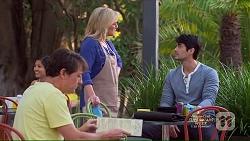 Lauren Turner, Robin Dawal in Neighbours Episode 7139