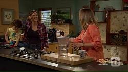 Nell Rebecchi, Amy Williams, Sonya Rebecchi in Neighbours Episode 7139