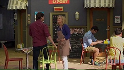 Brad Willis, Lauren Turner in Neighbours Episode 7139