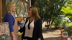 Lauren Turner, Terese Willis in Neighbours Episode 7139