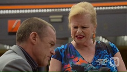 Paul Robinson, Sheila Canning in Neighbours Episode 7139