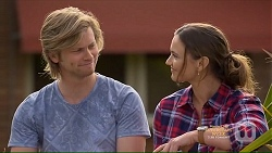 Daniel Robinson, Amy Williams in Neighbours Episode 7139