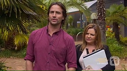 Brad Willis, Terese Willis in Neighbours Episode 7139