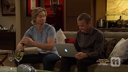Daniel Robinson, Paul Robinson in Neighbours Episode 7139