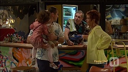 Nell Rebecchi, Toadie Rebecchi, Karl Kennedy, Susan Kennedy in Neighbours Episode 7140