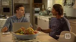 Josh Willis, Brad Willis in Neighbours Episode 7140