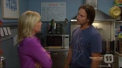 Lauren Turner, Brad Willis in Neighbours Episode 7140