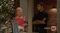 Sheila Canning, Nate Kinski in Neighbours Episode 7141