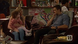 Amber Turner, Nell Rebecchi, Josh Willis in Neighbours Episode 7141