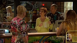 Sheila Canning, Susan Kennedy, Karl Kennedy in Neighbours Episode 7141