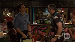 Josh Willis, Karl Kennedy in Neighbours Episode 7141