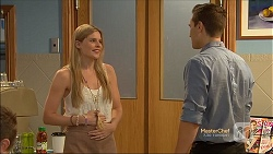 Amber Turner, Josh Willis in Neighbours Episode 7141
