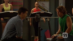 Josh Willis, Imogen Willis, Jayden Warley in Neighbours Episode 7141