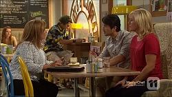 Terese Willis, Robin Dawal, Lauren Turner in Neighbours Episode 7142