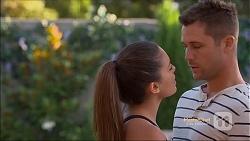 Paige Novak, Mark Brennan in Neighbours Episode 7142