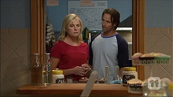 Lauren Turner, Brad Willis in Neighbours Episode 7142
