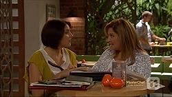 Naomi Canning, Terese Willis in Neighbours Episode 7142
