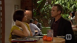 Naomi Canning, Paul Robinson in Neighbours Episode 7142