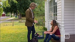 Daniel Robinson, Amy Williams in Neighbours Episode 7142
