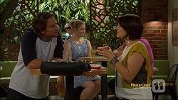 Brad Willis, Naomi Canning in Neighbours Episode 7142