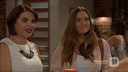 Naomi Canning, Amy Williams in Neighbours Episode 7143
