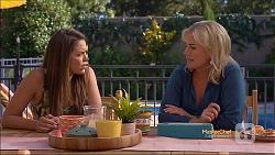 Paige Novak, Lauren Turner in Neighbours Episode 7143