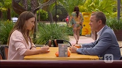 Amy Williams, Paul Robinson in Neighbours Episode 7143