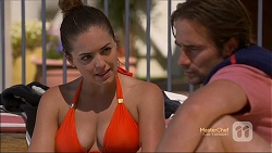 Paige Novak, Brad Willis in Neighbours Episode 7143